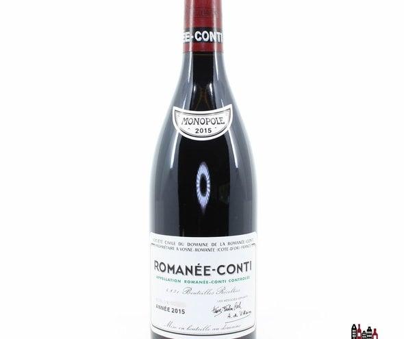 Domaine de la Romanée Conti Romanée-Conti 2015 (DRC)