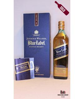Johnnie Walker Johnnie Walker Blue Label - Highest Awards 40%