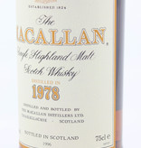 Macallan Macallan 18 Years Old 1978 1996 Sherry Wood 43% (750 ml)