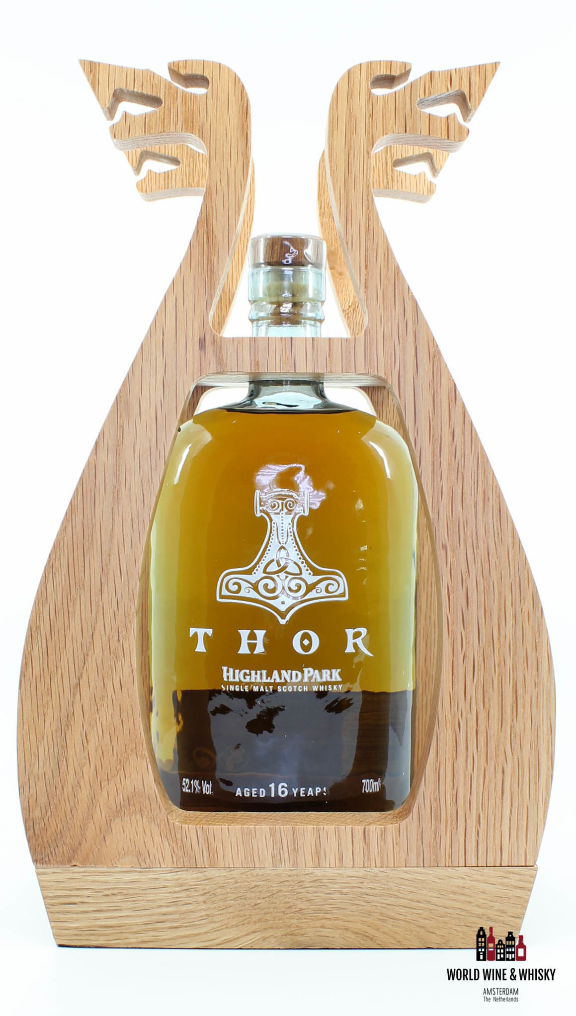 Highland Park Highland Park - The Valhalla Collection Thor, Loki, Freya & Odin (full set)