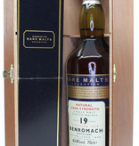 Benromach Benromach 19 Years Old 1978 1998 Rare Malts Selection 63.8% (in wooden box)