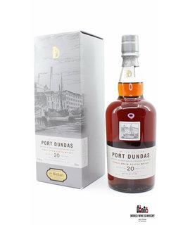 Port Dundas Port Dundas 20 Years Old 1990 2011 Limited Edition 57.4%
