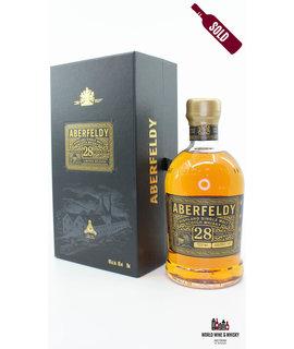 Aberfeldy Aberfeldy 28 Years Old 2016 Limited Release 40%