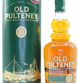 Old Pulteney Old Pulteney 21 Years Old 2015 - World Whisky of the year 2012 46%