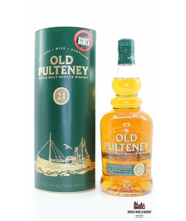 Old Pulteney Old Pulteney 21 Years Old 2014 - World Whisky of the year 2012 46%