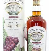 Bowmore Bowmore 1999 Claret - Bordeaux Wine Casked 56% (700ml)