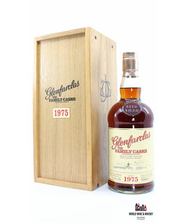 Glenfarclas Glenfarclas 31 Years Old 1975 2007  Cask 5038 - The Family Casks 51.4%