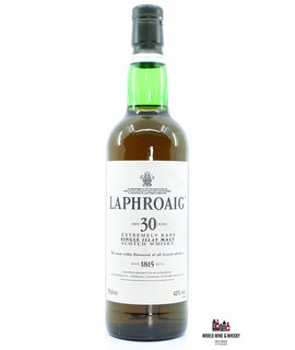 Laphroaig Laphroaig 30 Years Old Extremely Rare 43% (700ml)
