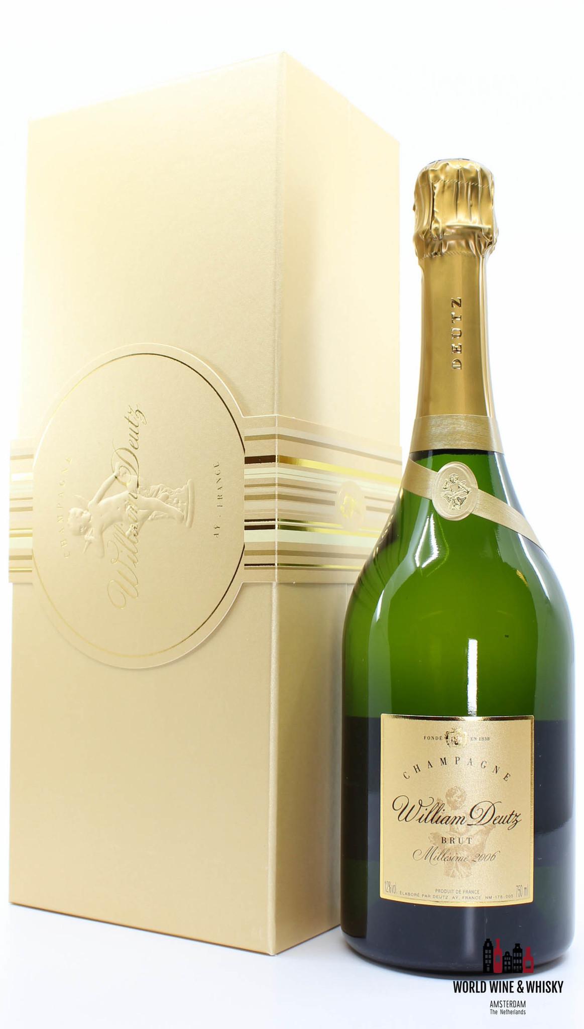 Deutz William Deutz Champagne Brut Millesime 2006 (750 ml)