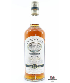 Bowmore Bowmore Mariner 15 Years Old 2006 43% (700 ml)