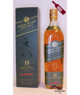 Johnnie Walker Johnnie Walker 15 Years Old Pure Malt 43%