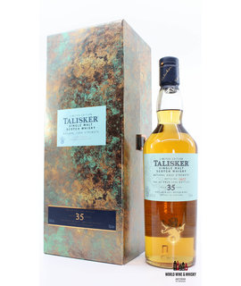 Talisker Talisker 35 Years Old 1977 2012 Limited Edition 54.6%