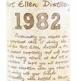Port Ellen Port Ellen 27 Years Old 1982 2010 Handwritten Label - Thosop Import 56%