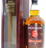 Springbank Springbank 25 Years Old 1981 2006 Red Single Malt 46%
