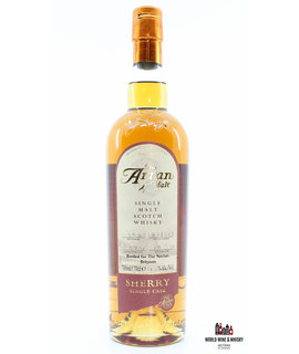 Arran Arran 10 Years Old 1998 2009 Cask 353 Sherry Single Cask 53% (The Nectar Belgium)