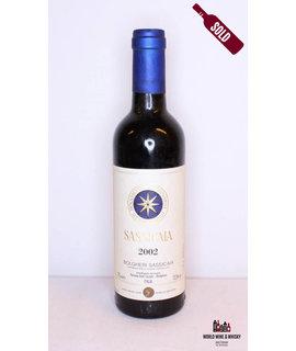 Tenuta San Guido Tenuta San Guido Bolgheri Sassicaia 2002 (375 ml)