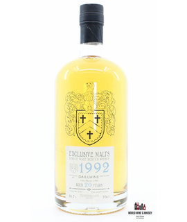 Dailuaine Dailuaine 20 Years Old 1992 2012 Cask 3122 Creative Whisky Company - The Exclusive Malts 51.7%