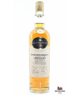 Glengoyne Glengoyne 18 Years Old 1990 2009 Cask 2850 Ambassador's Choice  59.9%