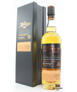 Arran Arran 16 Years Old 2001 2017 Cask 19 Bourbon Cask - Distillery Exclusive 56%