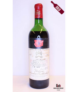 Mouton Rothschild Mouton Rothschild 1972