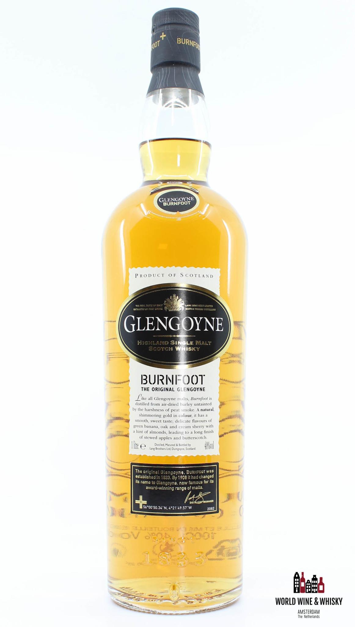 Glengoyne Glengoyne Burnfoot 2010 New Design 40% 1000 ml