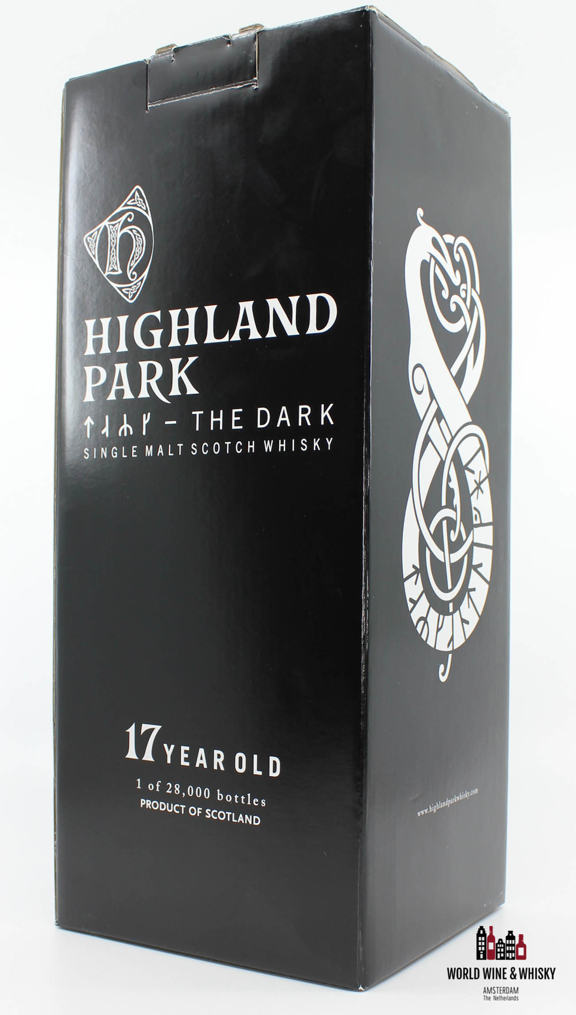 Highland Park Highland Park 17 Years Old 2000 2017 The Dark 52.9%