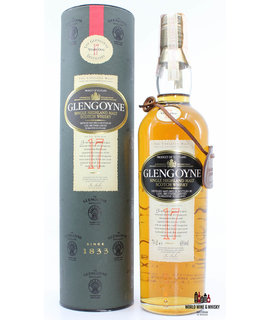 Glengoyne Glengoyne 17 Years Old 43% 700 ml (with leather belt)