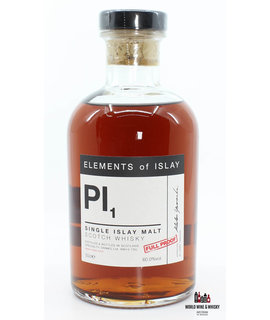 Bruichladdich Elements of Islay Pl1 Bruichladdich - Port Charlotte 2012 60.0% 500 ml