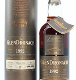 Glendronach Glendronach 17 Years Old 1992 2009 Single Cask - Cask 401 58.8%