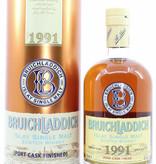 Bruichladdich Bruichladdich 16 Years Old 1991 2007 Port Cask Finish 46%