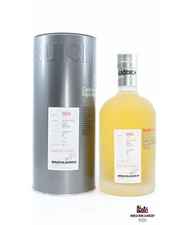 Bruichladdich Bruichladdich 6 Years Old 2004 2011 (filled in 2010) Cask 002 46%