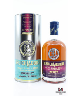 Bruichladdich Bruichladdich Infinity Second Edition 2007 52.5% 700 ml