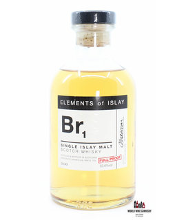 Bruichladdich Br1 Elements of Islay Bruichladdich 53.6% 500 ml