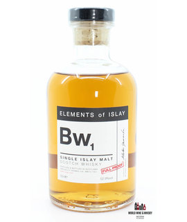 Bowmore Bw1 Elements of Islay Bowmore 1994 2012 52.9% 500 ml