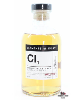 Caol Ila Cl1 Elements of Islay Caol Ila 2008 62.9% 500 ml