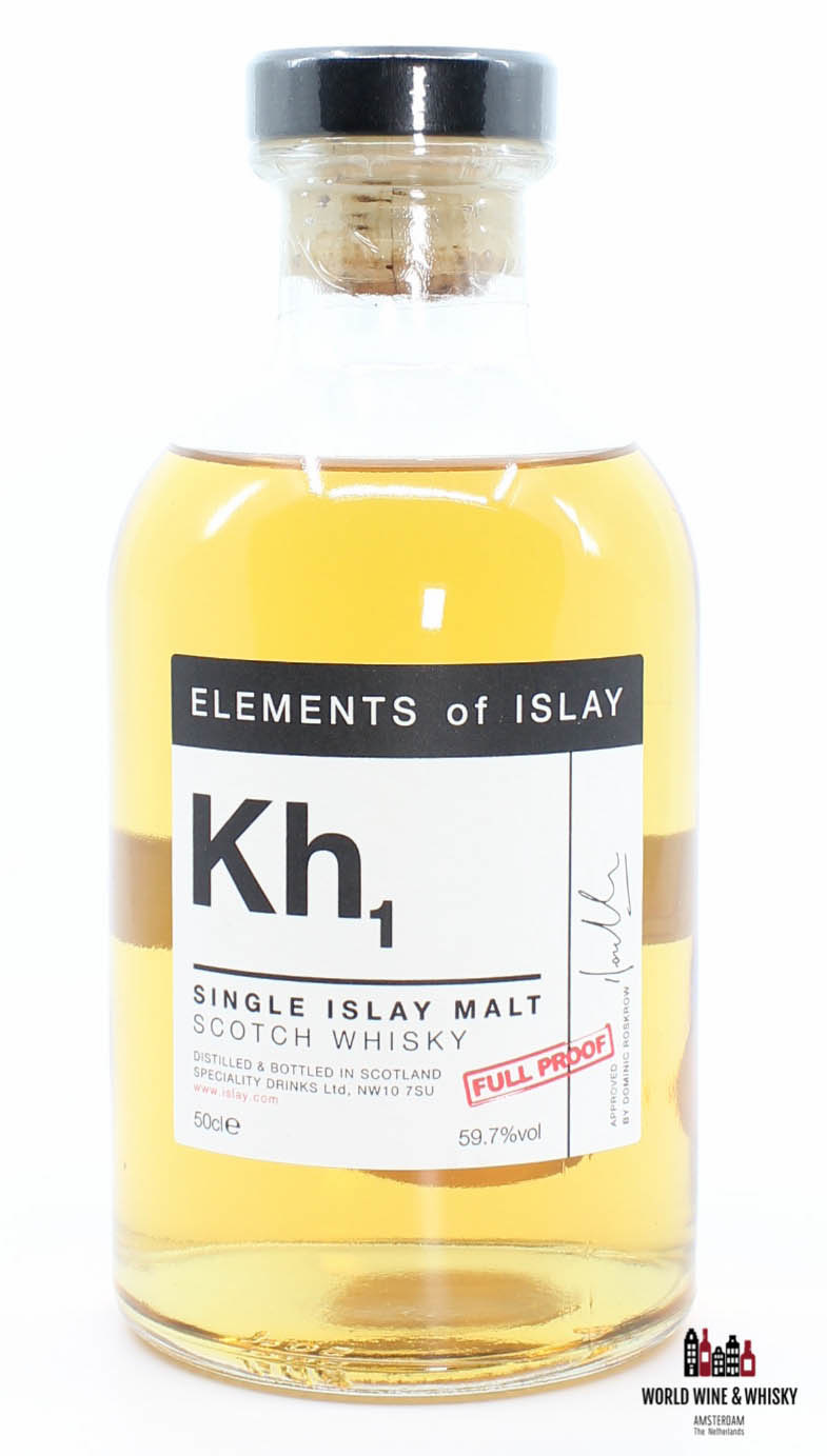 Kilchoman Kh1 Elements of Islay Kilchoman 2011 59.7% 500 ml