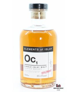 Bruichladdich Oc1 Elements of Islay Bruichladdich - Octomore 2015 65.4% 500 ml