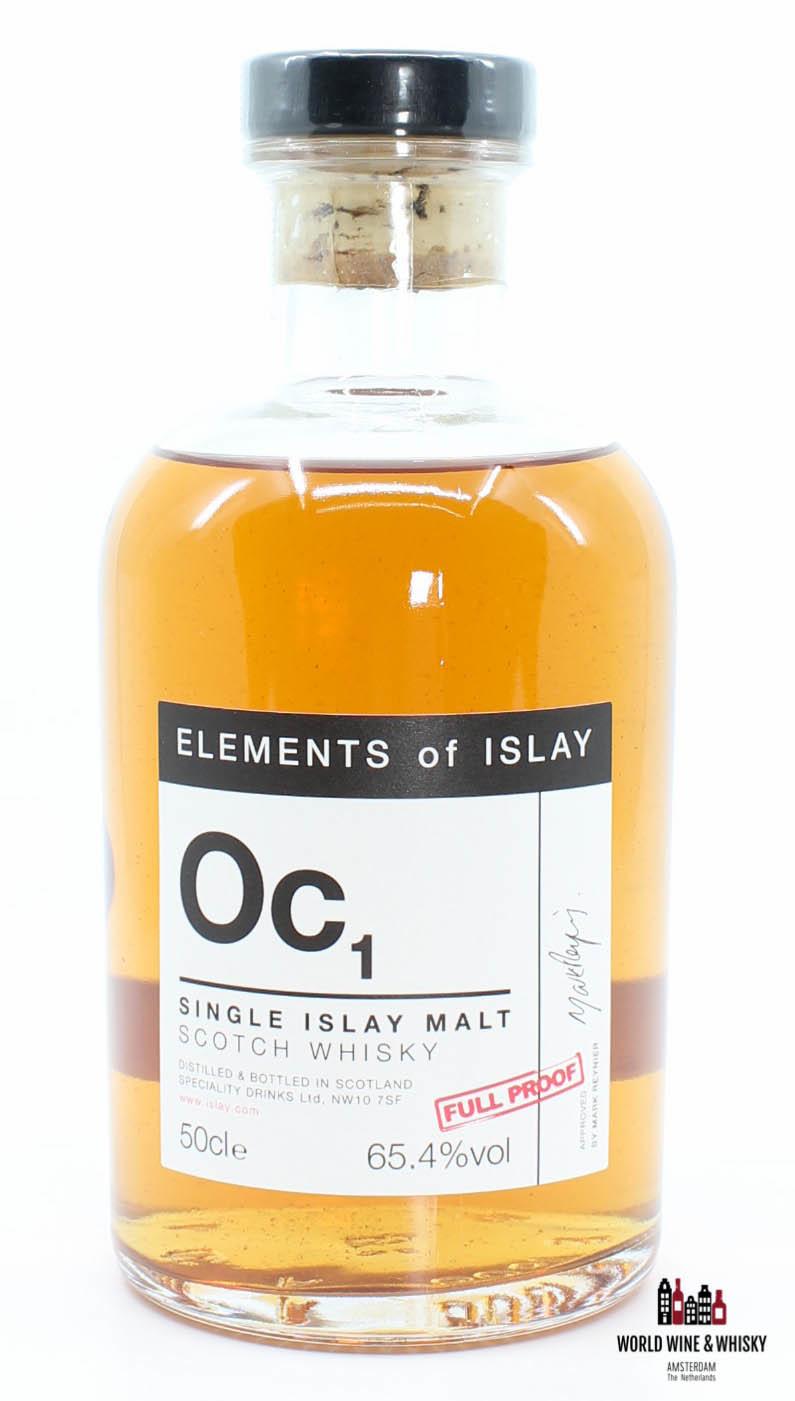 Bruichladdich Oc1 Elements of Islay Bruichladdich - Octomore 2015 65.4% 500 ml