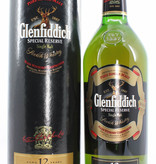 Glenfiddich Glenfiddich 12 Years 2002 Old Special Reserve 43% 1 Litre (Old Label)