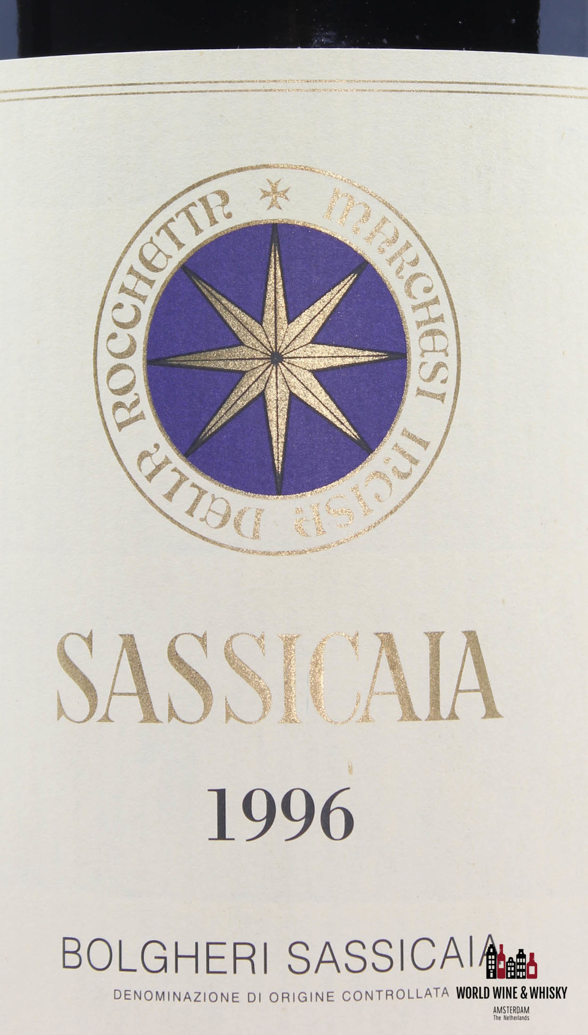 Tenuta San Guido Tenuta San Guido Sassicaia 1996 Magnum (1,5L)