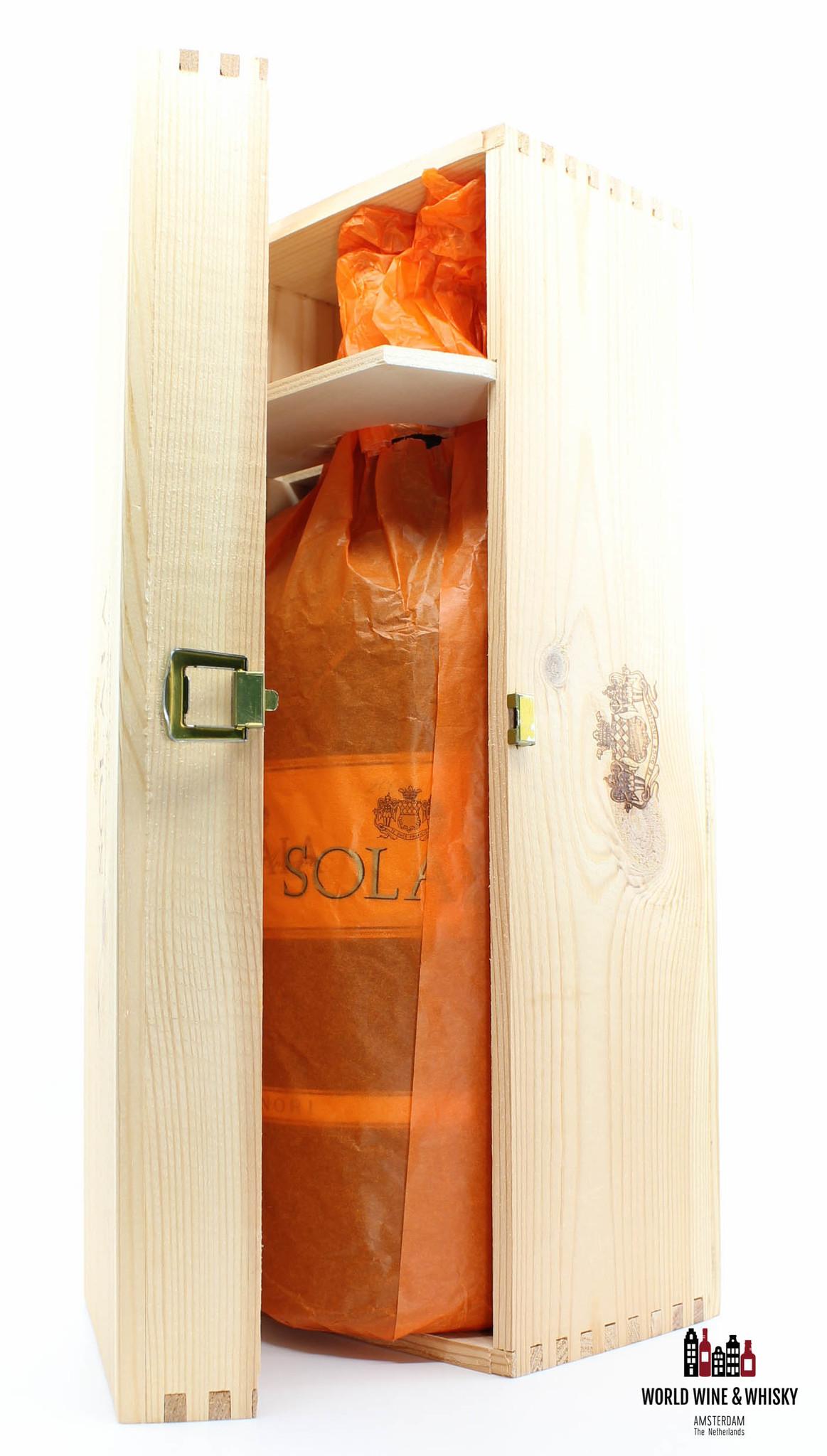 Solaia Antinori Marchesi Antinori Solaia 2009 Double Magnum in OWC (3L)