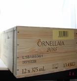 Ornellaia 12x Ornellaia Bolgheri Superiore 2015 (IL Carisma) in OWC 375ml
