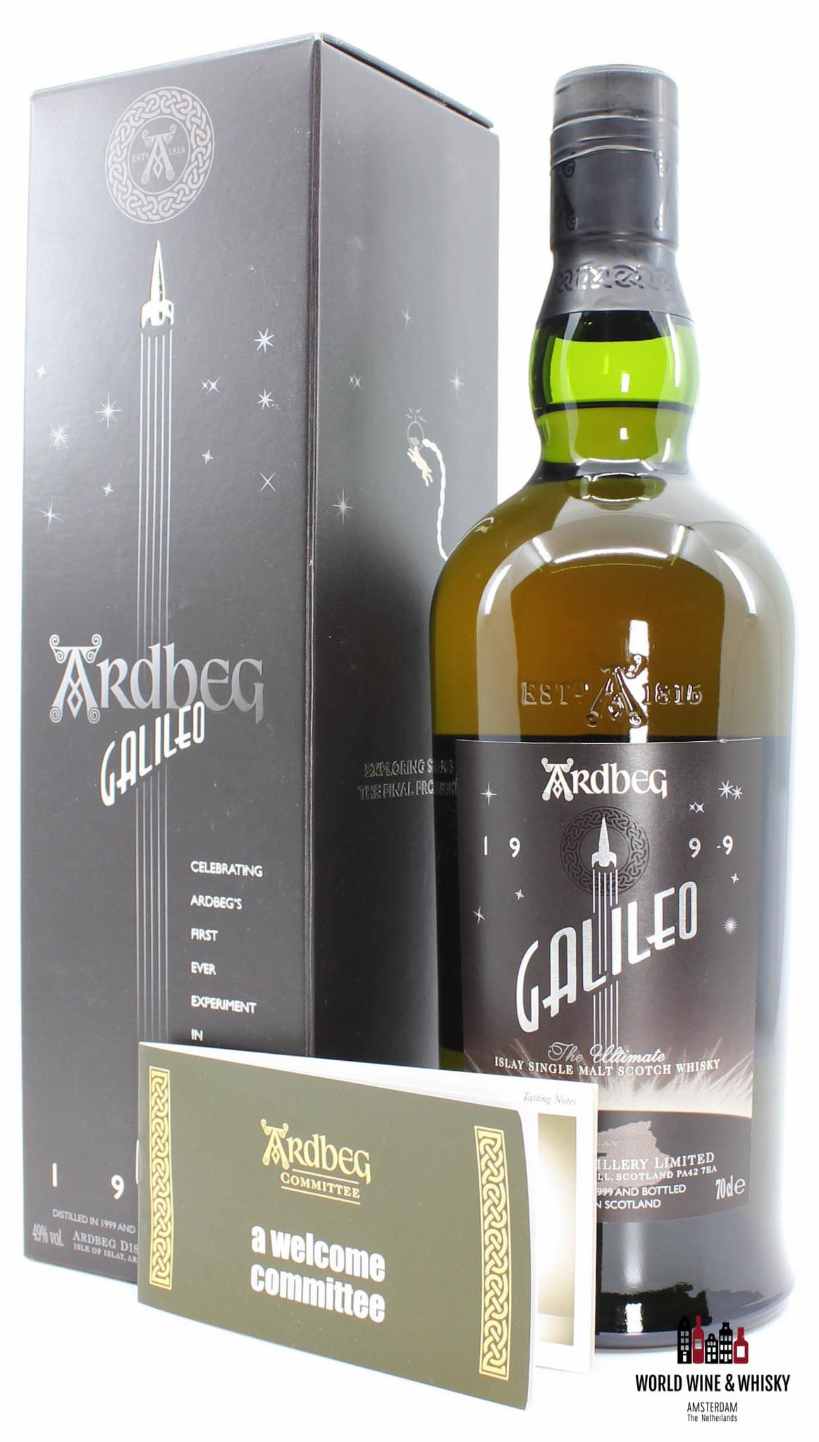 Ardbeg Ardbeg Galileo 12 Years Old 1999 2012 49% 700 ml