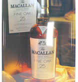 Macallan Iron Macallan billboard plate - 25 Years Old Fine Oak