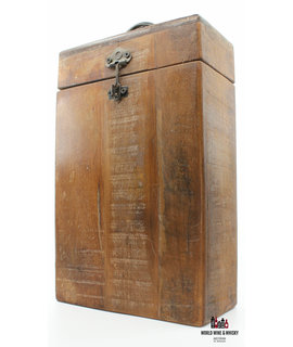 Giftbox Luxury wooden wine or whisky giftbox (2 bottles)