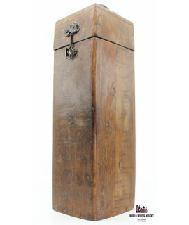 Giftbox Luxury wooden wine or whisky giftbox (1 bottle)