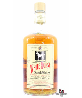 White Horse White Horse Distillers - 100% Scotch Whiskies 2 Litres (2000 ml)