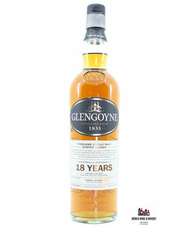 Glengoyne Glengoyne 18 Years Old 2017 43% 700ml (without box)