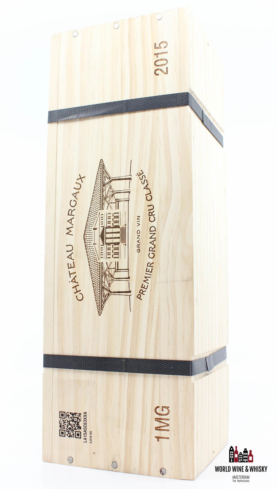 Chateau Margaux Chateau Margaux 2015 Magnum (1-bottle OWC)