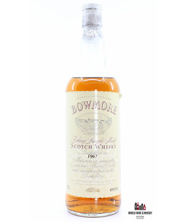 Bowmore Bowmore 1967 Sherry Casks 43% (750 ml)